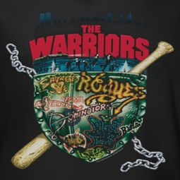 The Warriors Shield Shirts
