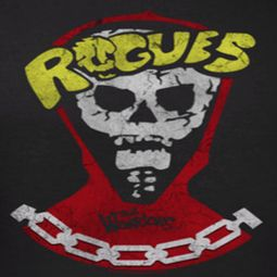 The Warriors The Rogues Shirts