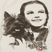 The Wizard Of Oz Dorothy And Toto Shirts
