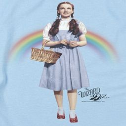 The Wizard Of Oz Over The Rainbow Shirts