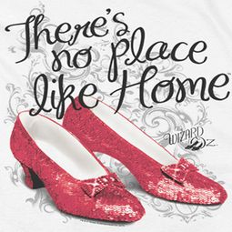 The Wizard Of Oz Red Ruby Slippers Shirts