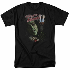The Wizard Of Oz Shirt I like Your Shoes Black T-Shirt