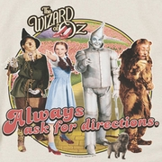 The Wizard Of Oz Shirts