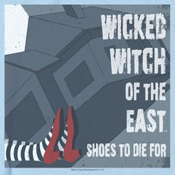 The Wizard Of Oz Shoes To Die For Shirts