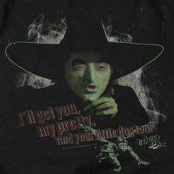 The Wizard Of Oz The Wicked Witch of the West Shirts