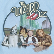 The Wizard Of Oz We're Off To See Wizard Shirts