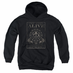 The Word Alive Kids Hoodie Show No Mercy Black Youth Hoody
