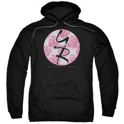 The Young And The Restless Hoodie Young Roses Logo Black Sweatshirt Hoody