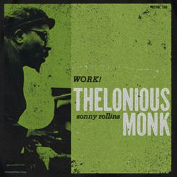 Thelonious Monk Work Shirts