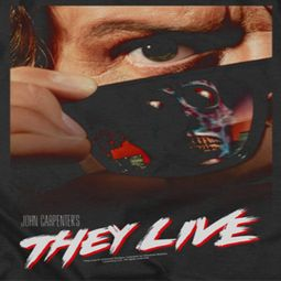 They Live Poster Shirts