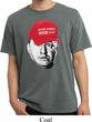 Three Stooges Curly Make America NYUK Again Pigment Dyed Shirt