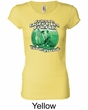 Three Stooges Ladies T-shirt Longer Length Funny Friends Shirt