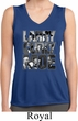 Three Stooges Larry Curly Moe Ladies Dry Wicking Tank Top