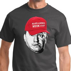 Three Stooges Make America NYUK Again Shirts