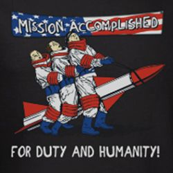 Three Stooges Mission Accomplished Shirts