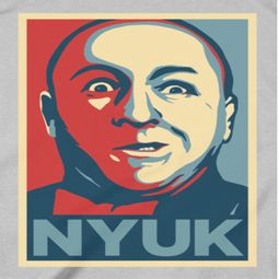Three Stooges NYUK Shirts