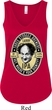 Three Stooges Tank Top Larry IPA Ladies Flowy V-neck Tanktop