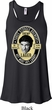 Three Stooges Tank Top Shemp Lager Ladies Flowy Racerback
