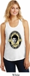 Three Stooges Tank Top Shemp Lager Ladies Racerback