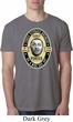Three Stooges Tee Curly Porter Burnout Shirt