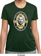 Three Stooges Tee Curly Porter Ladies Dry Wicking T-shirt