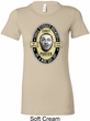 Three Stooges Tee Curly Porter Ladies Longer Length Shirt