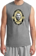 Three Stooges Tee Curly Porter Muscle Shirt