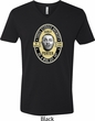 Three Stooges Tee Curly Porter V-neck