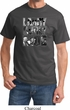 Three Stooges Tee Larry Curly Moe T-Shirt
