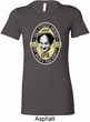 Three Stooges Tee Larry IPA Ladies Longer Length Shirt