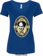 Three Stooges Tee Larry IPA Ladies V-Neck