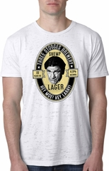 Three Stooges Tee Shemp Lager Burnout T-shirt