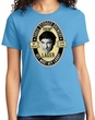 Three Stooges Tee Shemp Lager Ladies T-shirt