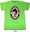 Three Stooges Tee Shemp Lager Mineral Tie Dye T-shirt