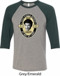 Three Stooges Tee Shemp Lager Raglan Shirt