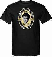 Three Stooges Tee Shemp Lager Tall T-shirt