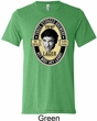 Three Stooges Tee Shemp Lager Tri Blend Shirt