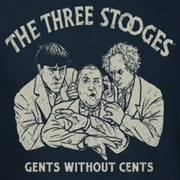 Three Stooges Without Cents Shirts