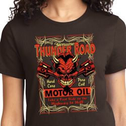 Thunder Road Ladies Biker Shirts