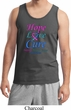 Thyroid Cancer Awareness Hope Love Cure Tank Top