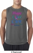 Thyroid Cancer Hope Love Cure Sleeveless Shirt