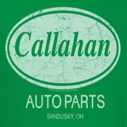 Tommy Boy Callahan Auto Shirts