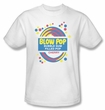 Blow Pop Kids T-Shirts - Blow Pop Label White Tee Youth