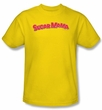 Sugar Mama Kids T-Shirts - Sugar Mama Yellow Tee Youth