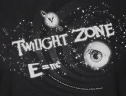 Twilight Zone E=MC2 Shirts