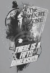 Twilight Zone Fifth Dimension Shirts