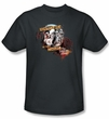 Twilight Zone Kids T-Shirt - The Norm Charcoal Youth