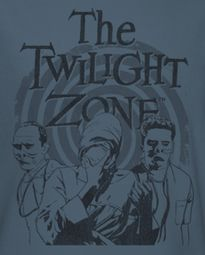 Twilight Zone Monsters Shirts