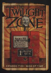 Twilight Zone Mystic Seer Shirts