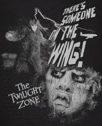 Twilight Zone On The Wing Shirts